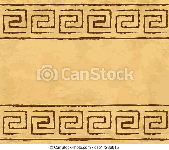 Greek seamless pattern - csp17236815