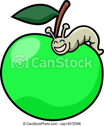 Green apple - csp14072598