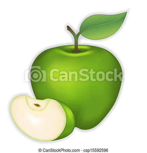 Green Apple - csp15592596