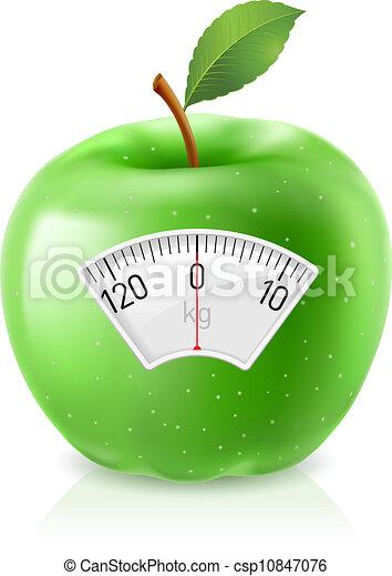 Green Apple - csp10847076