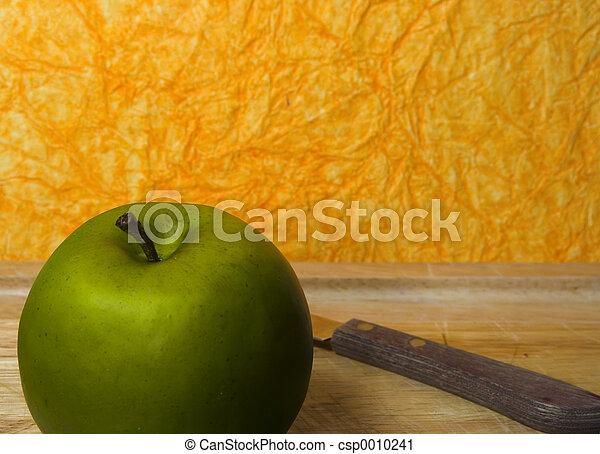 Green Apple - csp0010241