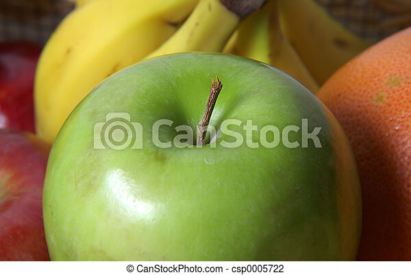 Green Apple - csp0005722