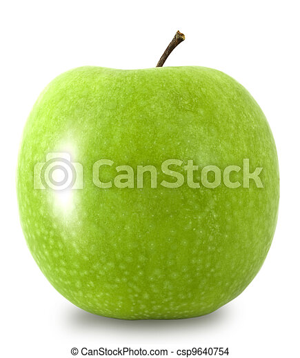 Green apple - csp9640754