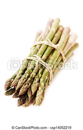 Green Asparagus - csp14052219