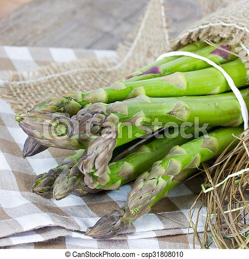 green asparagus - csp31808010