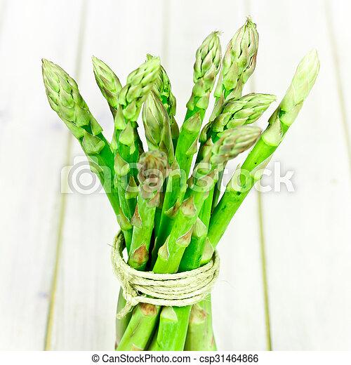green asparagus - csp31464866