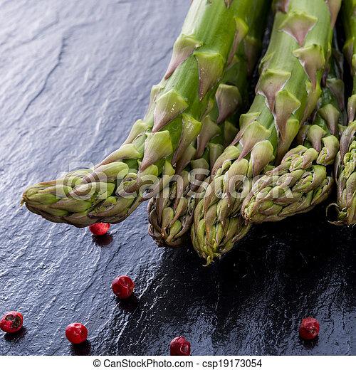 Green asparagus - csp19173054