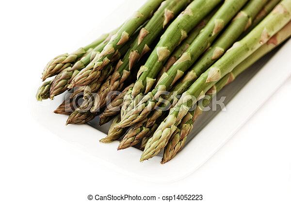 Green Asparagus - csp14052223