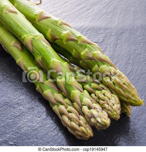 Green asparagus - csp19145947