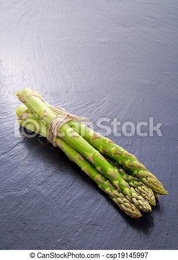 Green asparagus - csp19145997