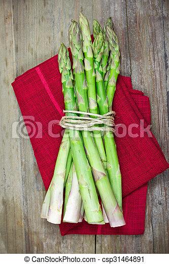 green asparagus - csp31464891