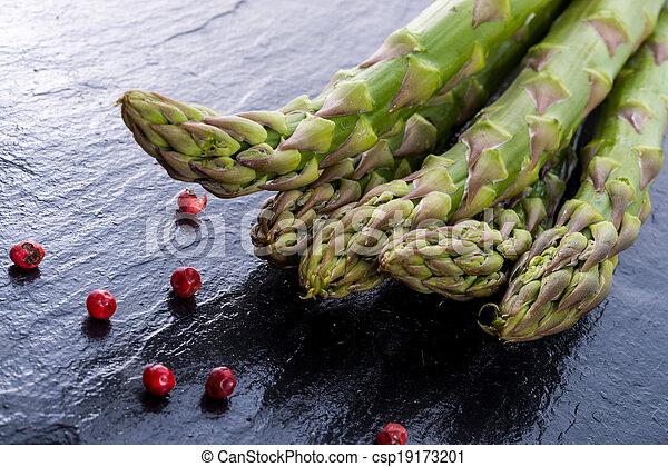 Green asparagus - csp19173201