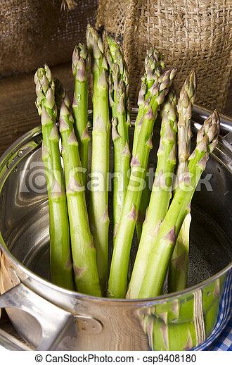 green Asparagus - csp9408180