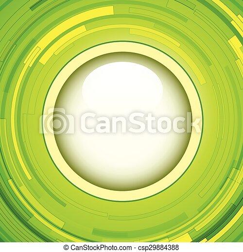 Green background  - csp29884388