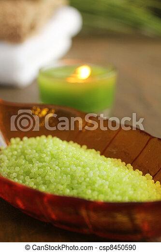 Green bath salt - csp8450590