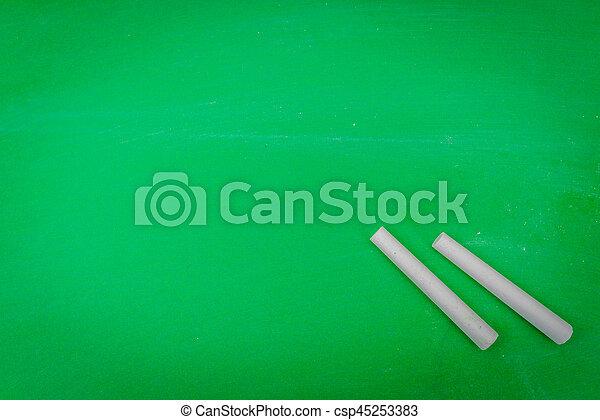 green blank chalkboard green blank chalkboard