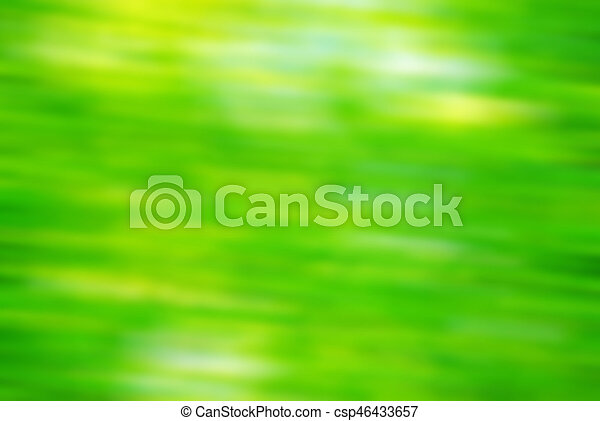 green bokeh abstract light background - csp46433657
