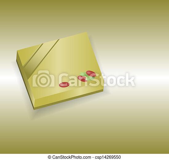green box - csp14269550