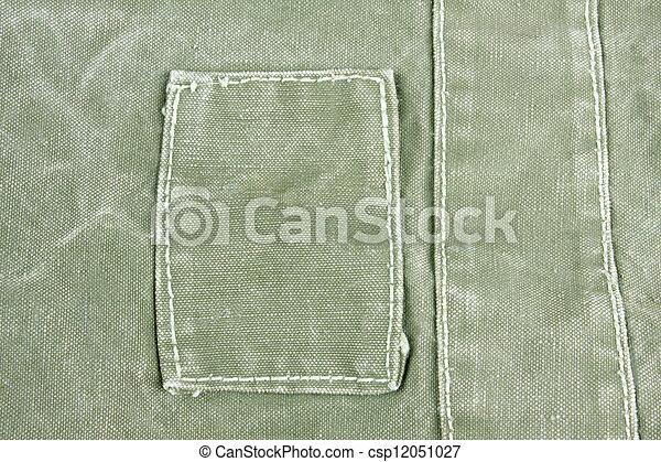Green Canvas - csp12051027