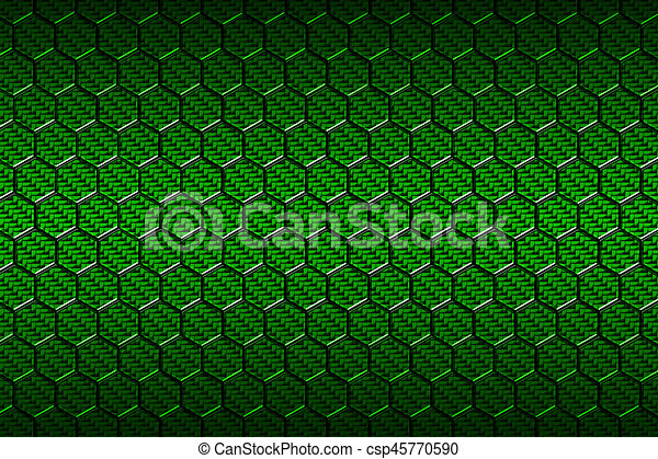 Green Carbon Fiber Hexagon Pattern Background And Texture 60d Beauteous Green Pattern Background