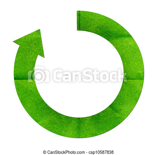 green circle arrow sign on white drawings search clipart rh canstockphoto com circle arrow chart vector circle arrow vector free download