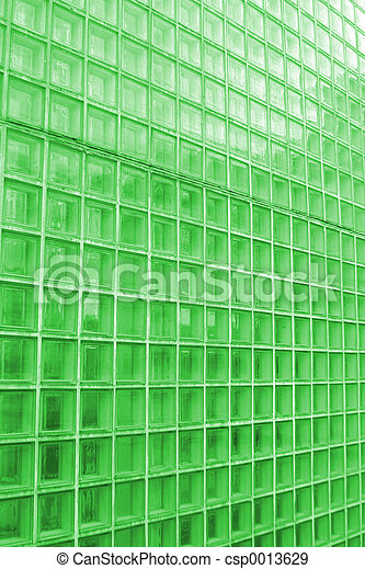 Green Clear Tile - csp0013629