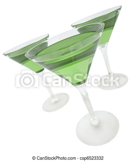 Green drinks - csp6523332