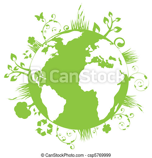 Green earth - csp5769999
