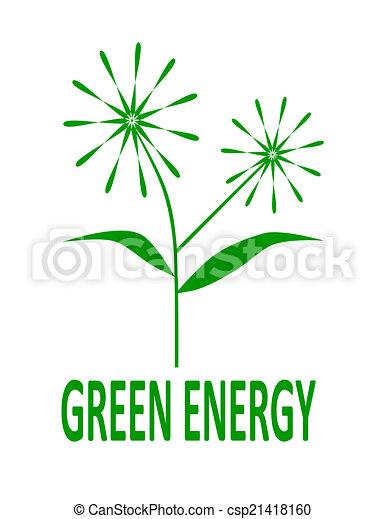 Green energy - csp21418160