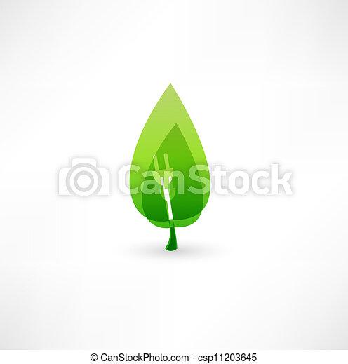 Green energy concept - csp11203645