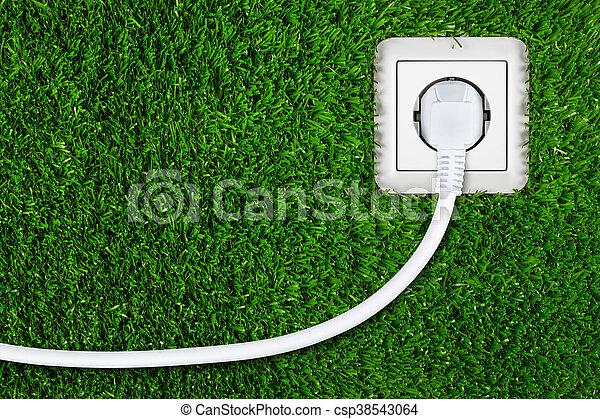 green energy - csp38543064