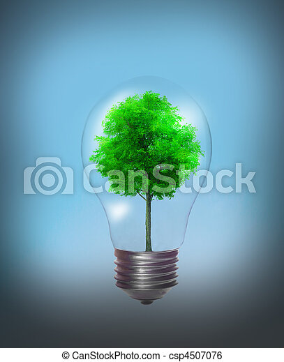 green energy  - csp4507076