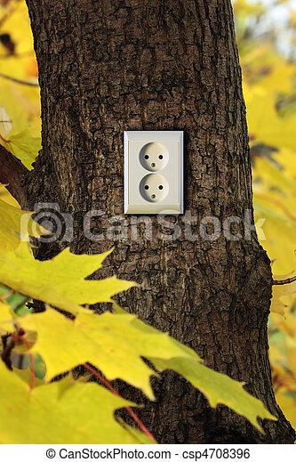 Green energy - csp4708396