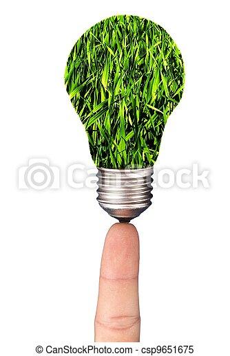 green energy - csp9651675