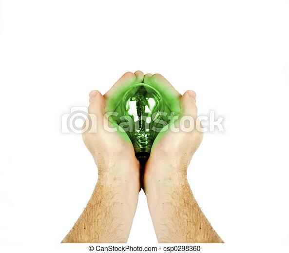Green Energy - csp0298360
