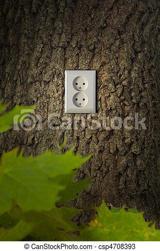 Green energy - csp4708393
