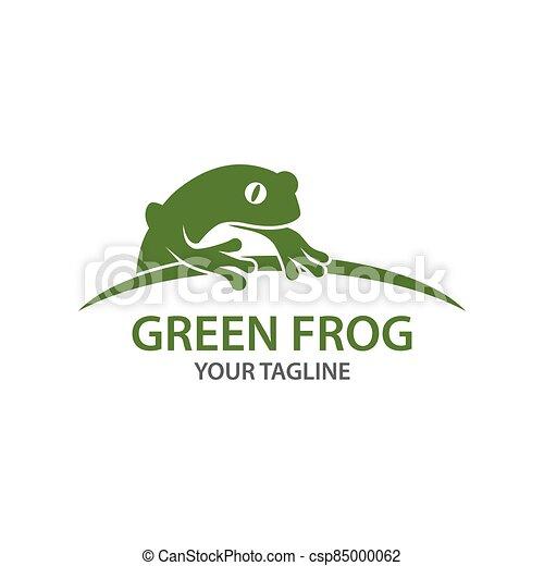 Green Frog - csp85000062
