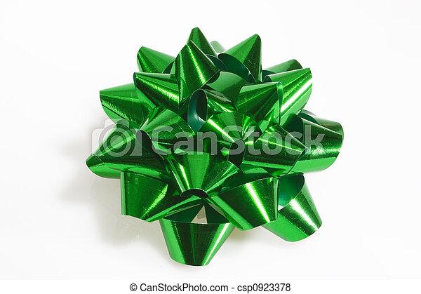 Green gift loop - csp0923378