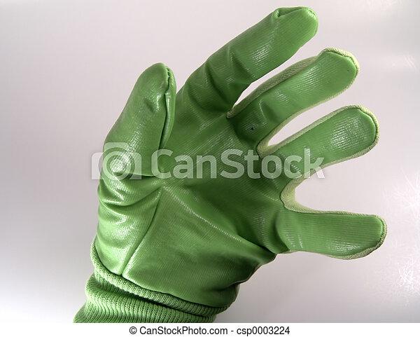 Green GLove 3 - csp0003224