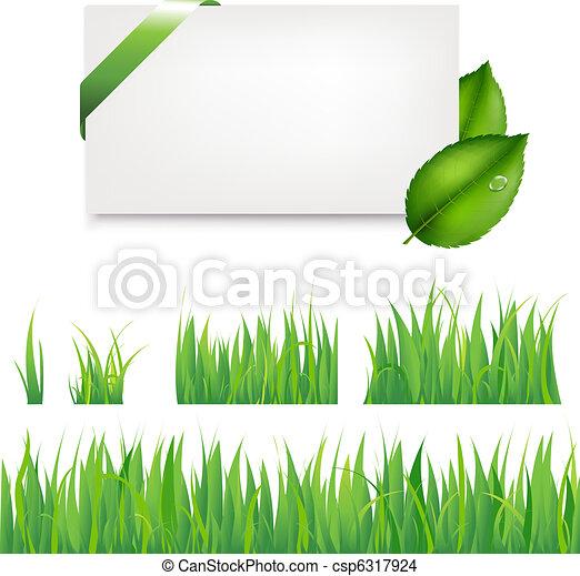 Green Grass - csp6317924