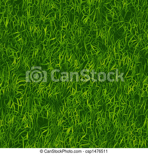 Green grass pattern. Green grass texture that tiles seamlessly as a pattern.