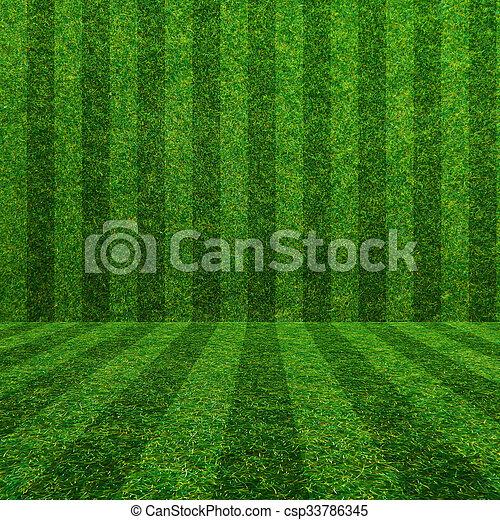 green grass soccer field background csp33786345 green u99 green