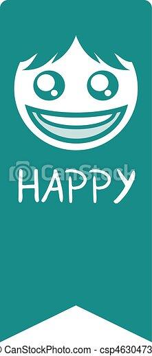 green happy ribbon - csp46304735