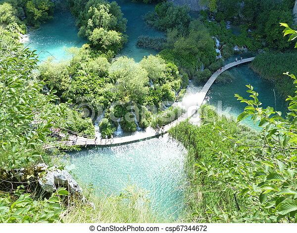 Green lake - csp67344672