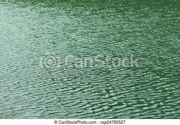 Green lake - csp24785527