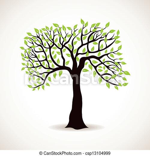 green leaf tree - csp13104999