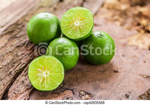Green lemon - csp42835568