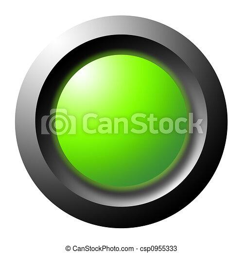 Green Light Button