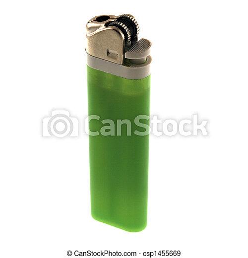 Green Lighter - csp1455669