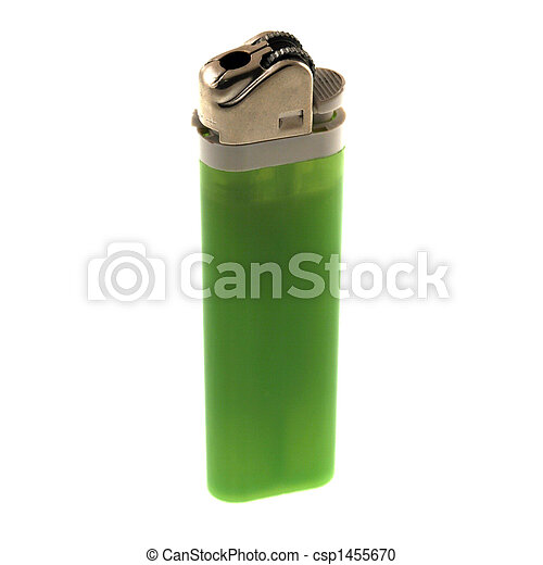 Green Lighter - csp1455670